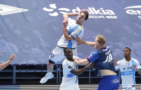 Handball : La mauvaise série des Béliers...