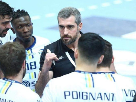 Handball : Montorier passe la main...