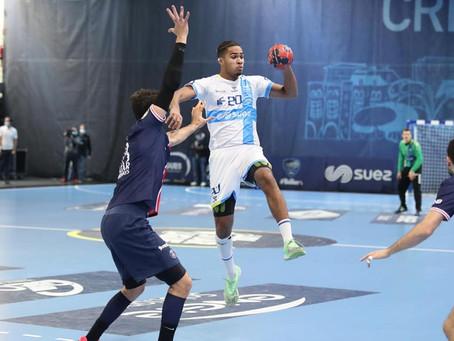 Handball : Créteil n'a pas fait le poids...