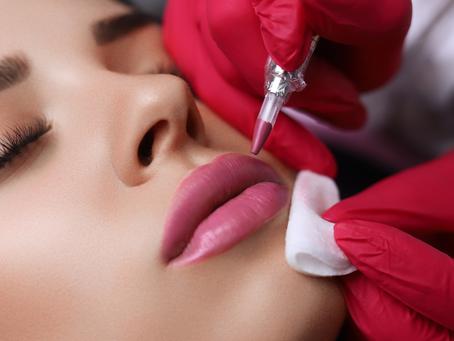 What is Lip Blushing?