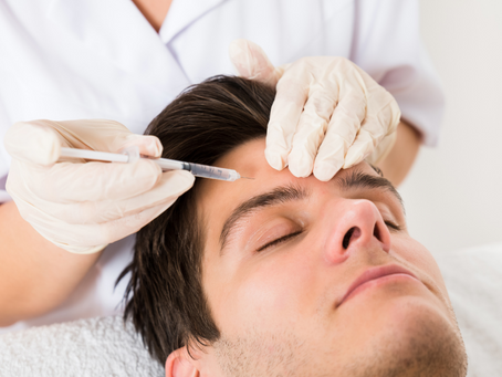 Brotox: Why Botox Isn't Just For Women