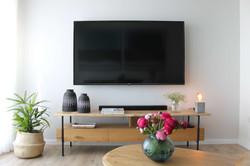 עיצוב שידת טלוויזיה סיגל סיוון ידוב