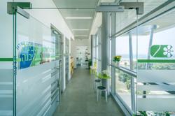 עיצוב מסדרון משרדים-סיגל סיוון ידוב