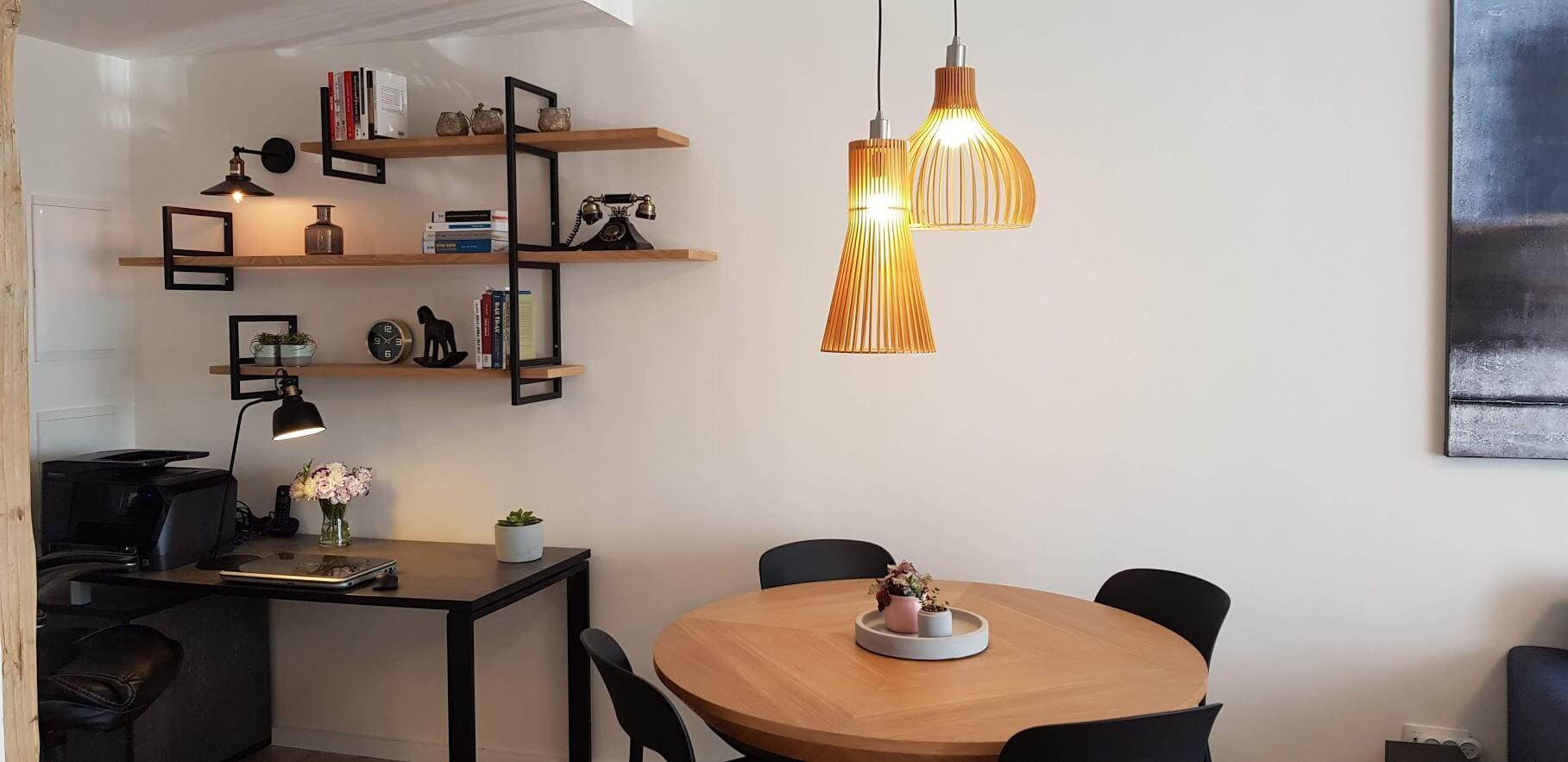 עיצוב פ אוכל בדירה קטנה סיגל סיוון ידוב.