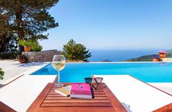 עיצוב-וילת-נופש-ביוון