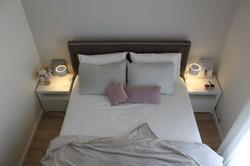 סיגל סיוון ידוב עיצוב חדר שינה לרווק