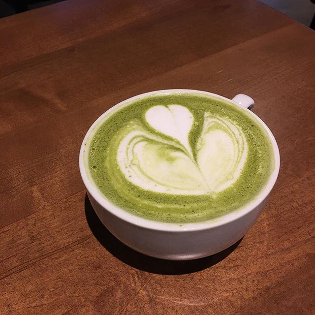 matcha, green tea, latte