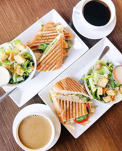 Our California Club and Nest Panini with