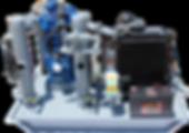 Quincy Compressor Front