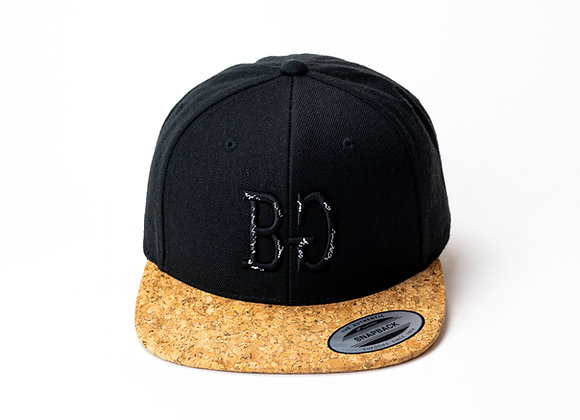 BG Cork Snapback - Bar Goed