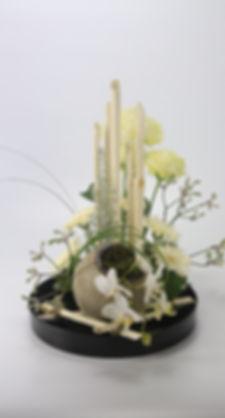 Japanes inspired, japanes flowers, Tabletop Alchemist