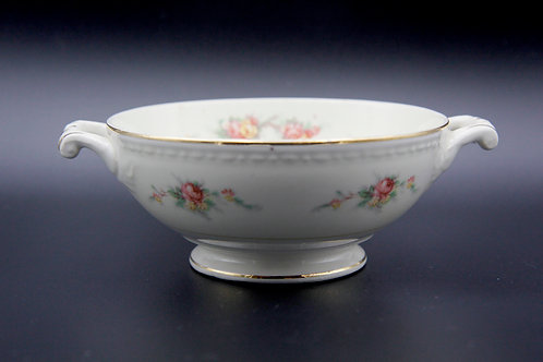 Footed Soup Bowl