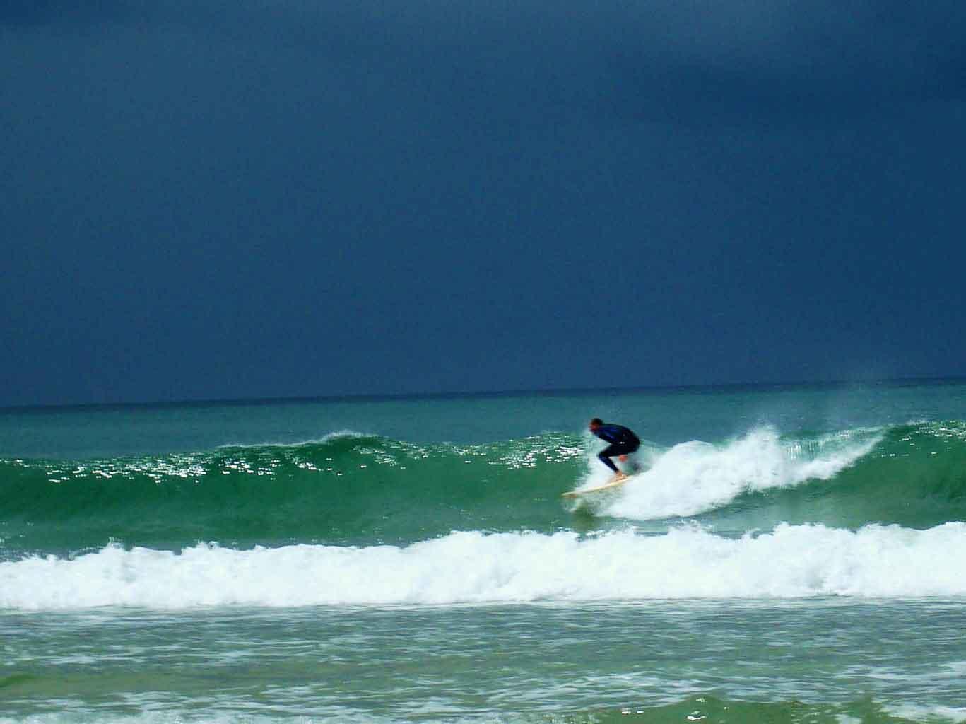 surf a Aglou Plage