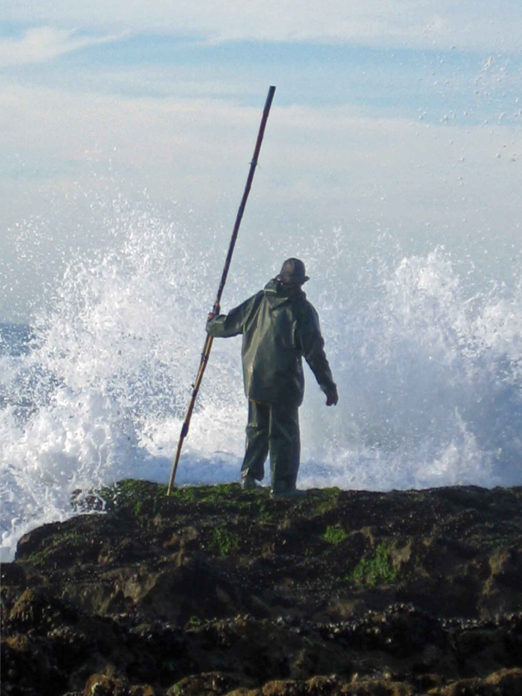 La pêche à Aglou