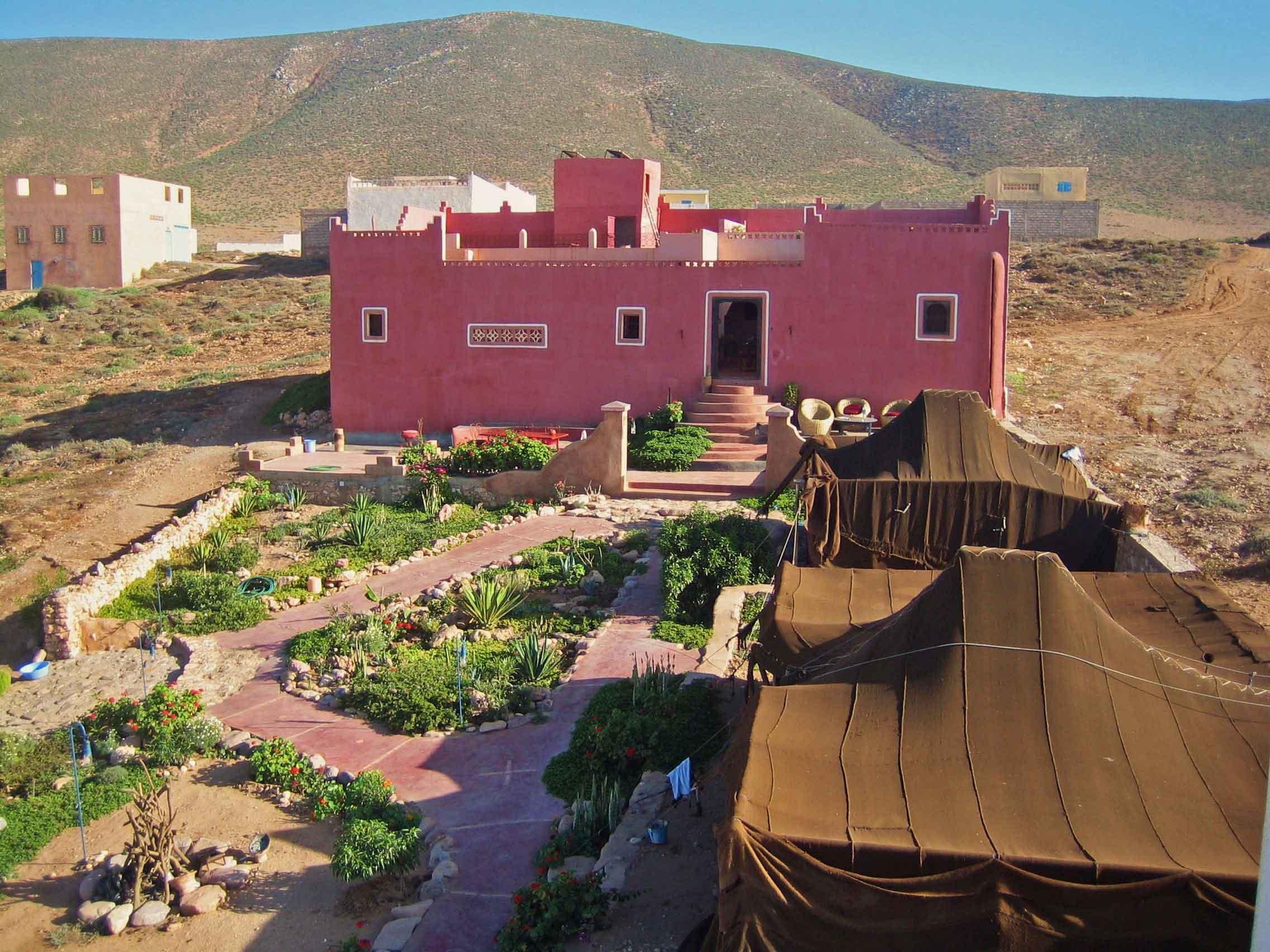 chambre d'hote au maroc