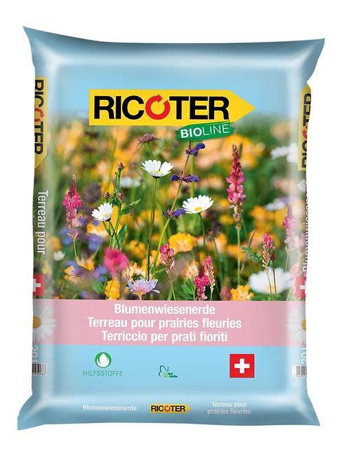 Blumenwiesenerde Bio-Line, 30 l