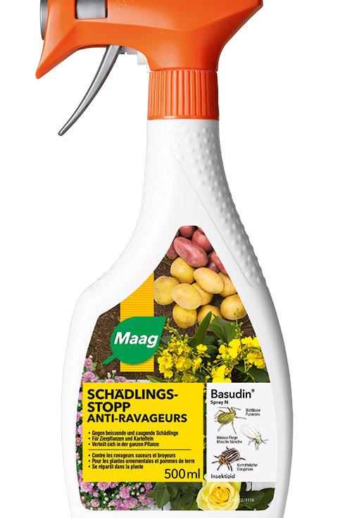Maag Basudin Spray N 500 ml