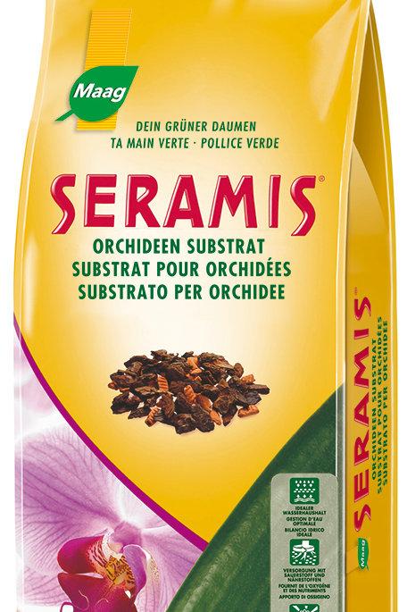 Maag Seramis Orchideen Substrat 7 l