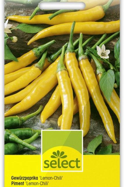 Gewürzpaprika 'Lemon-Chili'
