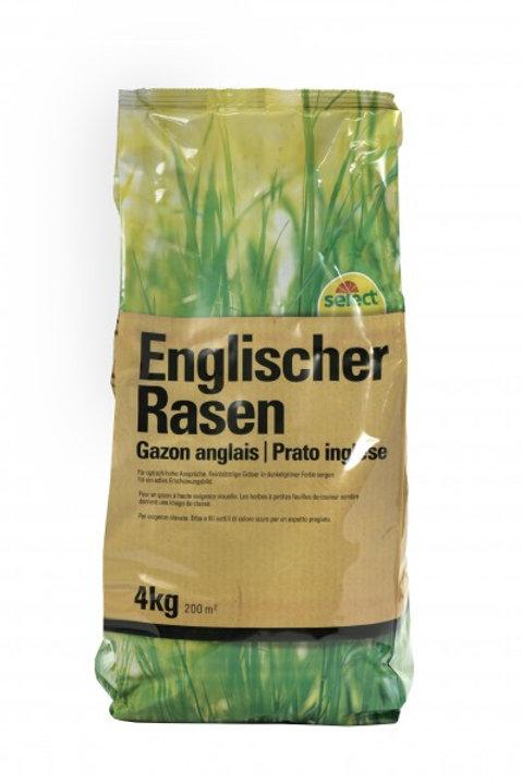 Englischer Rasen, 4 kg
