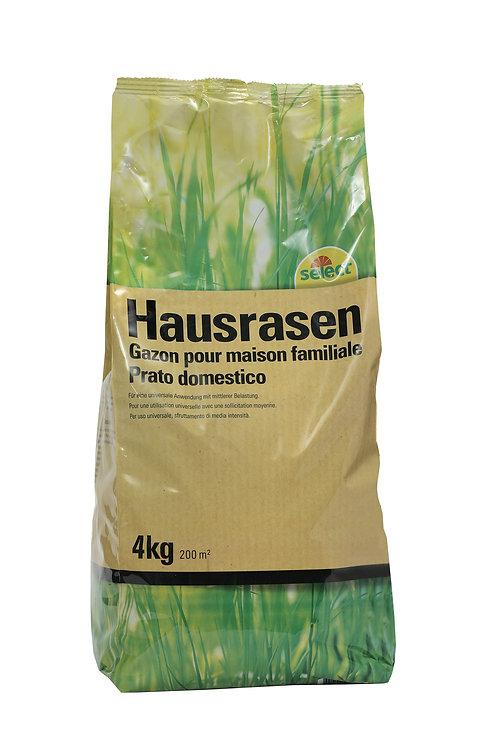 Hausrasen, 4 kg