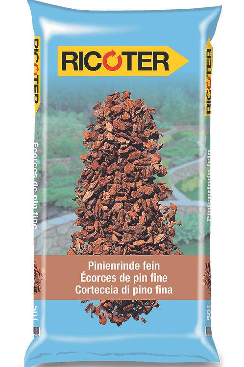 Pinienrinde 10-25 mm, 50 l (fein)