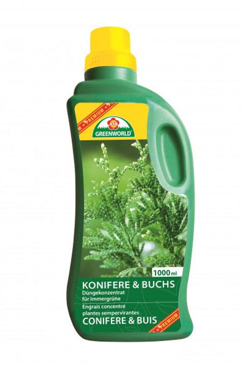 ASB Konifere- & Buchsdünger 1l