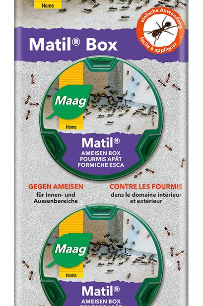 Maag Matil Ameisen Box  2 Stück