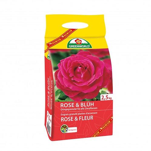 ASB Rosen- & Blütendünger 2.5kg (Granulat)