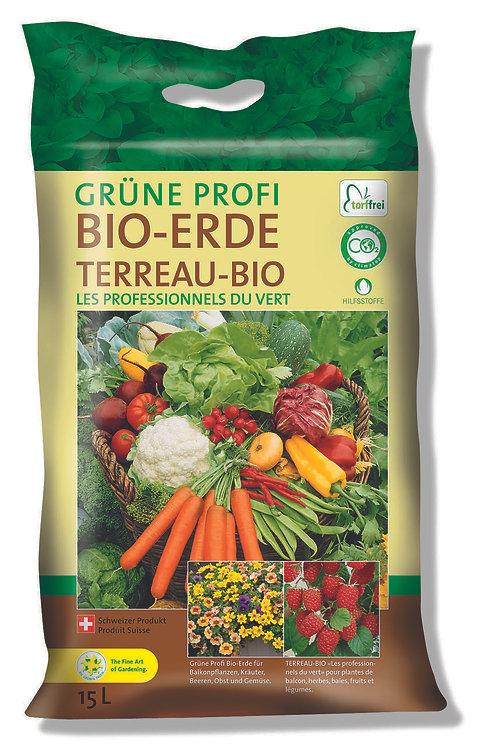 EGP Bio Erde, 15 l, 1/2 Pal.