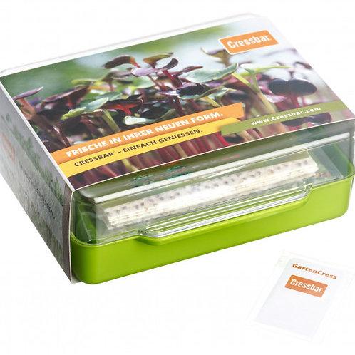 Cressbar Starter Kit, grün