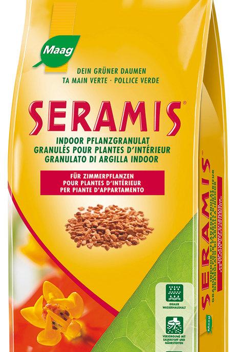 Maag Seramis Indoor Pflanz-Granulat 2,5 l