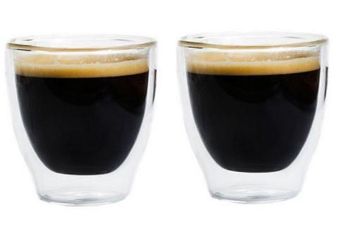 Verre espresso double paroi Turino