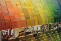 Pratt & Lambert Paints color samples