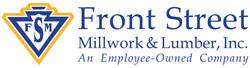 Front Street Millwork  Lumber logo 2