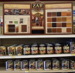 Zar wood finish