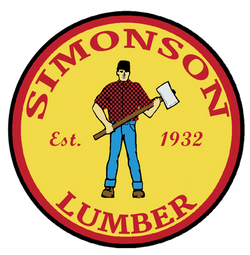 Simonson Lumber Logo no background