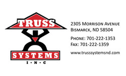 Truss Systems North Dakota