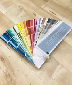 paint deck