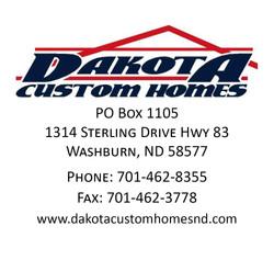 Dakota Custom Homes