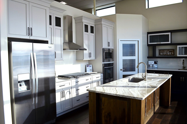 Cabinetry & Countertops @ Front Street Millwork