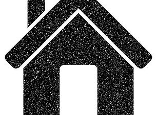 65855971-home-grainy-textured-icon-for-o