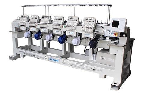 Maquinas de Bordar Fuwei