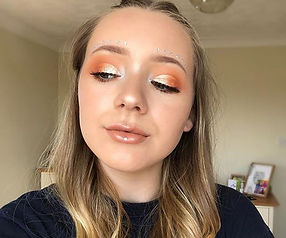 Festival makeup look # 2 _PRODUCTS USED_