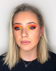 I do love working with orange 🍊_•_•_•_P