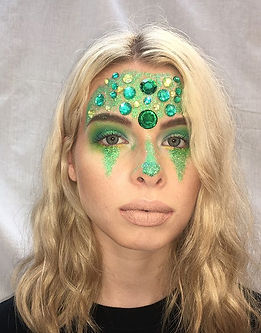 Festival Glitter 🔥_#glittertastics #mak