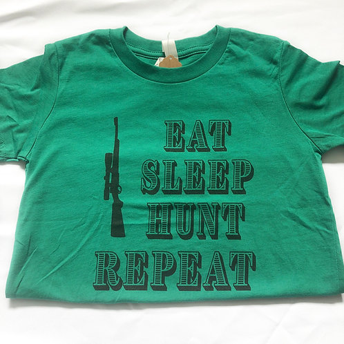 Repeat Kids Tee
