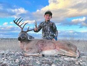 Cullen Wilson Whitetail Deer.JPG