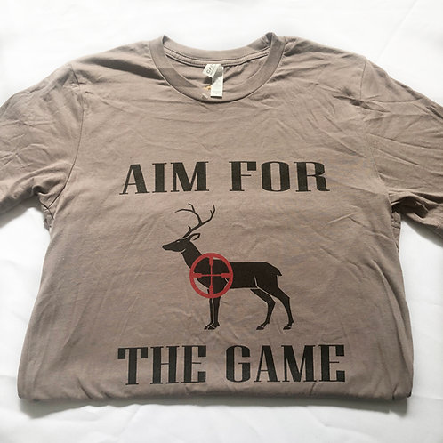Aim for the Game Tee