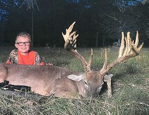 Jett Robinson Whitetail Deer.JPG